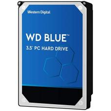 WD Blue 6TB SATA3 256MB 3.5' 5400RPM 6Gb/s HDD WD60EZAZ