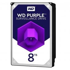 WD Purple 8TB Surveillance 3.5' IntelliPower SATA3 6Gb/s 256MB Support upto 64 Camera, Designed for 24x7 Surveillance Storage, WD82PURZ WD82PURZ
