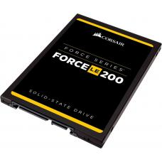 Corsair Force LE200 120GB 2.5' SATA III SSD - TLC 550/500 MB/s 55/40K IOPS 7mm CSSD-F120GBLE200B