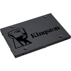 Kingston A400 120GB 2.5' SATA3 6Gb/s SSD - TLC 500/450 MB/s 7mm Solid State Drive 1 mil hrs MTBF 3yrs SA400S37/120G