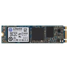 Kingston G2 240GB M.2 2280 SSD SATA 6Gbps 550/520MB/s 100,000/80,000 IOPS 1 million hours MTBF SFF Solid State Drive SM2280S3G2/240G