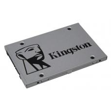 Kingston SUV400 240GB 2.5' SATA3 SSD - MLC 550/450 MB/s 7mm Solid State Drive SUV400S37/240G