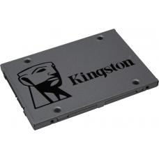 Kingston SUV500 240GB 2.5' SATA3 SSD - 3D NAND 7m 6Gb/s 520/500MB/s 79K/25K IOPS 1 mil hrs MTBF Solid State Drive 5yrs wty ~HBK-SUV400S37-240G SUV500/240G