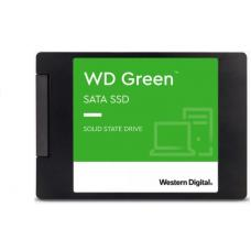 Western Digital WD Green 1TB 2.5' SATA SSD 545R/430W MB/s 80TBW 3D NAND 7mm 3 Years Warranty WDS100T2G0A
