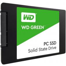 Western Digital 120GB 2.5' Green SSD 7MM 540/430 R/W, SATA 6GB. WDS120G1G0A