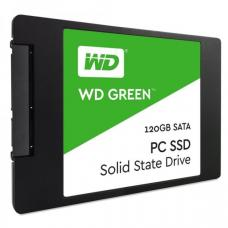 Western Digital Green 120GB 2.5' 3D NAND SSD 7MM 540/430 R/W, SATA 6GB. 3 Years Warranty WDS120G2G0A