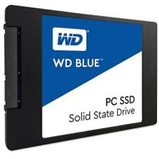 Western Digital Blue 500GB 2.5' 3D NAND SSD 7MM 550/530 R/W, SATA 6GB. 5 Years Warranty WDS500G2B0A