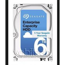 Seagate EXOS 6TB SAS Enterprise Capacity 512E Internal 3.5' HDD, 6TB, 12Gb/s, 7200RPM, 5YR WTY ST6000NM0095