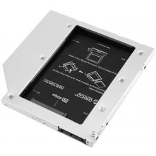 Orico SATA to SATA 2nd HDD Caddy for Laptops HXOR-L95SS