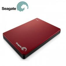 Seagate 2TB Slim External HDD Red Backup Plus USB3 2.5' Portable 3 Years Warranty STDR2000303