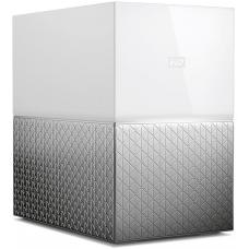 Western Digital WD My Cloud Home Duo 20TB NAS 1.3GHz Dual-Core 1GB RAM RAID JBOD GbE LAN 2xUSB3.0 iOS Android Access Wireless Backup Sync Windows Mac WDBMUT0200JWT-SESN