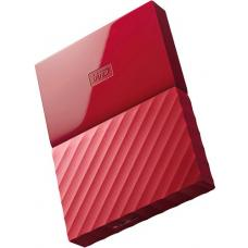 WD My Passport Portable 1TB Red 2.5' Portable USB3.0 Black. Built-in 256-bit AES Hardware Encryption. REIMAGINED DESIGN. WDBYNN0010BRD