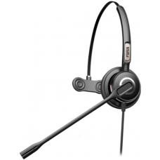 Fanvil HT201 Mono Headset - Over the head design, perfect for any small office or home office (SOHO) or call center staff - RJ9 Connection HT201