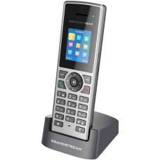 Grandstream DP722 Cordless Mid-Tier DECT Handet 128x160 colour LCD, 2 Programmable Soft Keys, 20hrs Talk Time & 250 hrs Standby Time. DP722