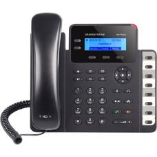 Grandstream GXP1628 2 Line IP Phone, 2 Sip Accounts, 132x48 Backlit Graphical Display, HD Audio, Dual-Switched Gigabit Ports, Powerable Via POE GXP1628