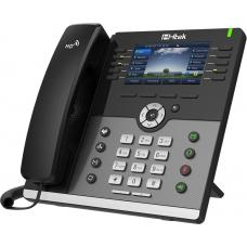 Htek UC926 Executive Business IP Phone, 4.3' Colour Display, Gigabit Ethernet, 2 Year Warranty (Yealink T46S equivalent) UC926