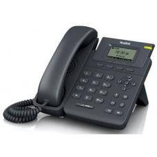 Yealink Single Line IP Phone 132x64 LCD, PoE/HDV SIP-T19P E2