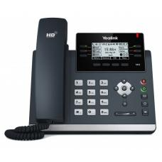 Yealink T41S 6 Line IP phone, 2.7'192x64 pixel graphical LCD with backlight, 2x 10/100 Ports, 6 Program keys/BLF/XML/HDV, 1x USB Port, Opus Suppor SIP-T41S