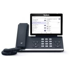 Yealink T56A 16 Line IP HD Android Phone, 7' 1024 x 600 colour touch screen, HD voice, Dual Gig Ports, Built in Bluetooth and WiFi, - MS Teams Edition SIP-T56ATEAMS