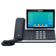Yealink SIP-T57W, 16 Line IP HD Phone, 7' 800 x 480 colour screen, HD voice, Dual Gig Ports, Built in Bluetooth and WiFi, USB 2.0 Port SIP-T57W