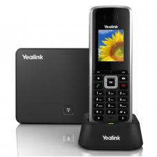 Yealink W52P HD Business IP-DECT Phone. Includes Base Station, 1x Handset, Charger, Belt Clip SIP-W52P