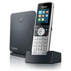 Yealink W53P Wireless DECT Solution including W60B Base Station and 1 W53H Handset W53P