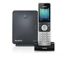 Yealink W60P Wireless DECT Solution including W60B Base Station and 1x W56H Handset W60P