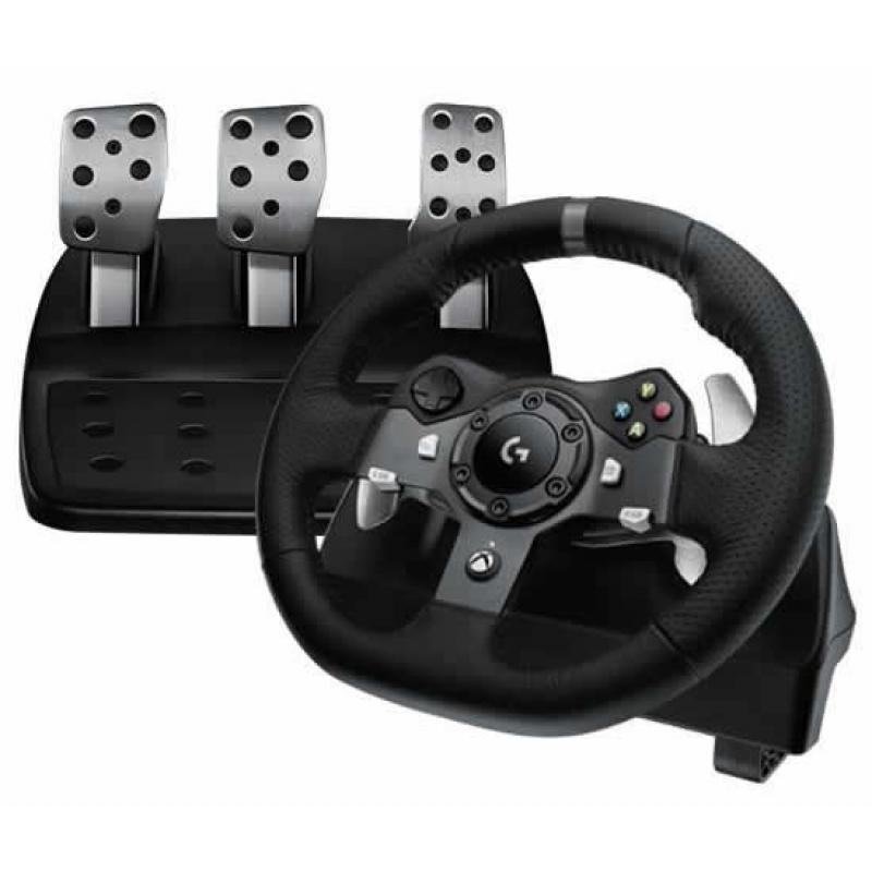 f817713b05b Logitech G920 Driving Force Racing Wheel for XBOX/PC Dual-Motor Force  Feedback - Dual motor force feedback Precision control 941-000126 ($415.00)  L-JOLT- ...