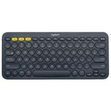 Logitech K380 Multi-Device Bluetooth Keyboard BlackTake-to-type Easy-Switch wireless10m Hotkeys Switch 1year Warranty 920-007596
