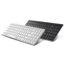 RAPOO 9100P 5GHz Wireless Aluminium UltraSlimKeyboard White 9100P WHITE