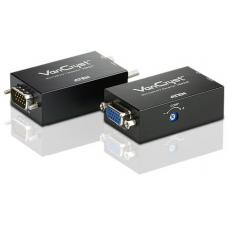 Aten VanCryst VGA Over Cat5 Video Extender with Audio - 1920x1200@60Hz or 150m Max VE022-AT-U