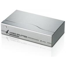 Aten VanCryst 4 Port VGA Video Splitter - 1920x1440@60Hz Max VS94A-AT-U