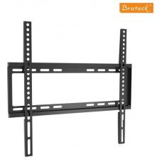 Brateck Economy Ultra Slim Fixed TV Wall Mount for 32'-55' LED, 3D LED, LCD TVs up to 35kgs Slim profile of 19mm from wall KL22-44F