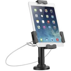 Brateck 2-in-1 Multi-Purpose Anti-Theft Tablet Countertop Kiosk(Desk Stand/Wall Mount) for Most 7.9'-10.5' Tablet PAD21-02