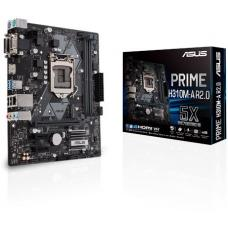 Asus PRIME H310M-A R2.0 Intel LGA-1151 mATX motherboard, DDR4 2666MHz, SATA 6Gbps and USB 3.1 Gen 1 HDMI/DVI-D/D-Sub, M.2 Support PRIME H310M-A R2.0