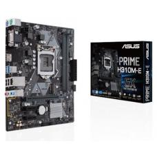 ASUS PRIME H310M-E R2.0 Intel LGA-1151 mATX motherboard, DDR4 2666MHz, SATA 6Gbps and USB 3.1 Gen 1 HDMI/D-Sub, M.2 Support, TPM Header PRIME H310M-E R2.0