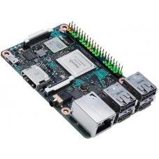 ASUS TINKER BOARD/2GB, ARM-based Single Board Computer, Rockchip Quad-Core RK3288 CPU, 2GB DDR3, ARM Mali T764 GPU, MicroSD, RTL GB LAN, Wireless N TINKER BOARD/2GB