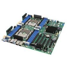 Intel S2600STB Server Motherboard, Dual LGA3467, C624 Chipset, 16 x DIMM, 2 x 10GbE, PCIe x 16, SSI EEB, to suit P4304 Chassis S2600STB