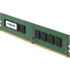Crucial 8GB (1x8GB) DDR4 2133MHz UDIMM CL15 Single Ranked CT8G4DFS8213