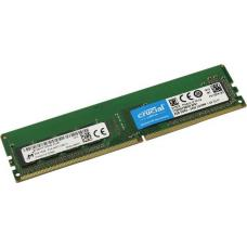 Crucial 8GB (1x8GB) DDR4 2400MHz UDIMM CL17 Single Ranked CT8G4DFS824A
