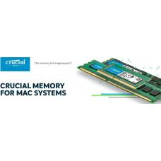 Crucial 8GB (1x8GB) DDR3 UDIMM 1866MHz CL13 ECC for Mac Single Stick Desktop MAC Memory RAM CT8G3W186DM