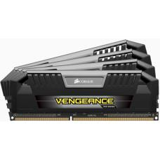 Corsair Vengeance Pro 32GB (4x8GB) DDR3 1600MHz C9 Desktop Gaming Memory Black CMY32GX3M4A1600C9