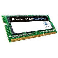 Corsair 4GB (1x4GB) DDR3 SODIMM 1066MHz 1.5V Memory for MAC Notebook Memory RAM CMSA4GX3M1A1066C7