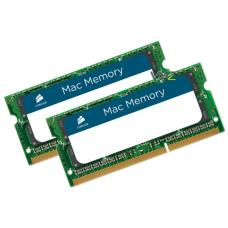 Corsair 8GB (2x4GB) DDR3 SODIMM 1066MHz 1.5V Memory for MAC Notebook Memory RAM CMSA8GX3M2A1066C7