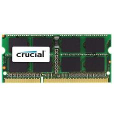 Crucial 16GB (1x16GB) DDR3L SODIMM 1600MHz 1.35 Voltage Single Stick Notebook Laptop Memory RAM CT204864BF160B