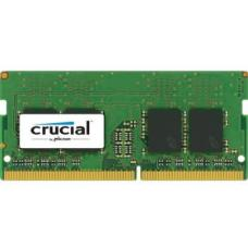 Crucial 16GB (1x16GB) DDR4 SODIMM 2400MHz CL17 Single Stick Notebook Laptop Memory RAM CT16G4SFD824A