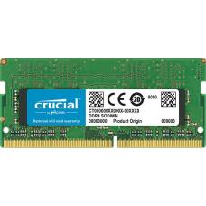 Crucial 16GB (1x16GB) DDR4 SODIMM 2666MHz CL19 1.2V Dual Ranked 2Rx8 Notebook Laptop Memory RAM ~KVR26S19D8/16 CT16G4SFD8266