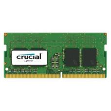 Crucial 8GB (1x8GB) DDR4 SODIMM 2400MHz CL17 1.2V Single Ranked Single Stick Notebook Laptop Memory CT8G4SFS824A