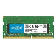 Crucial 8GB (1x8GB) DDR4 2666MHz SODIMM CL19 Single Ranked CT8G4SFS8266