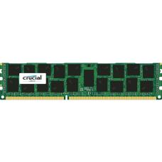 Crucial 16GB (1x16GB) DDR3 RDIMM 1600MHz ECC Registered 1.35V Dual Ranked Single Stick Server Desktop PC Memory RAM CT16G3ERSLD4160B
